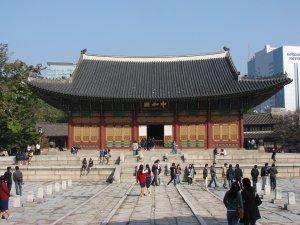 徳寿宮の中和殿(2)