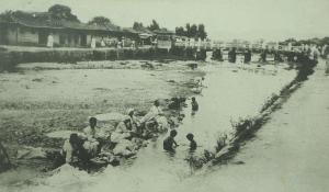[14] 서울시 청계천 수표교, 1902년