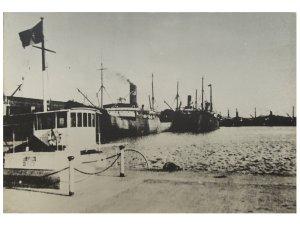 仁川港:1925年ごろ