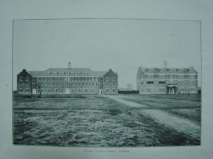Eliza Yates Girls' School, 1925
