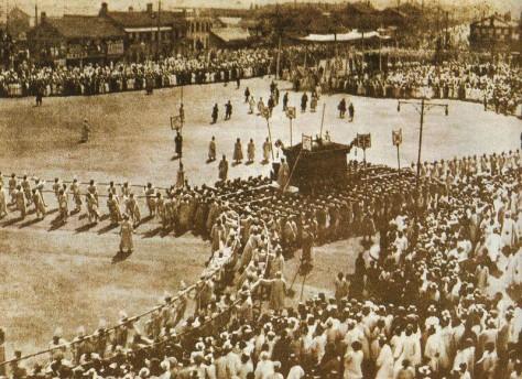 고종 장례식 1919년